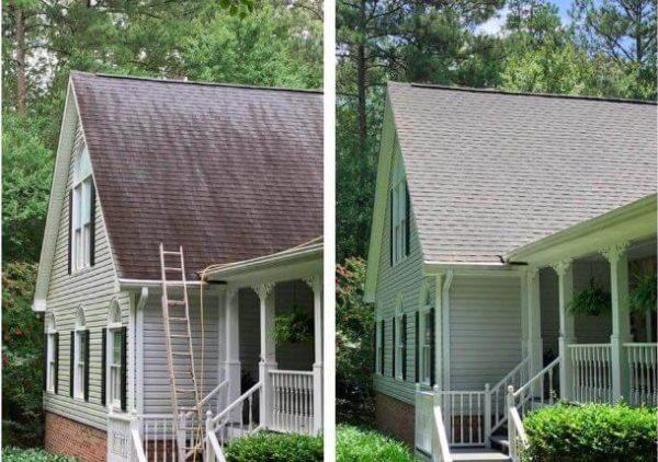roof washing cumming ga